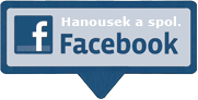 Hanousek na Facebooku
